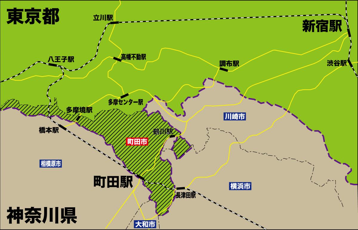 新 百合 ヶ 丘 駅 から 新宿 駅